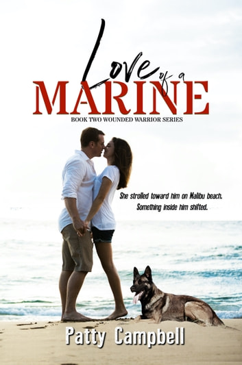 Love of a Marinre ebook by Patty Campbell