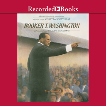 Booker T. Washington audiobook by Alan Schroeder