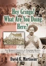 Hey Gringo! What Are You Doing Here? ebook by David K. Martineau
