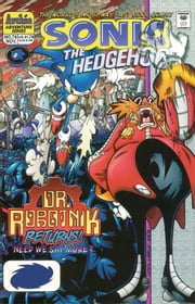 "Sonic the Hedgehog #76 ebook by Ken Penders,Karl Bollers,James Fry,Andrew Pepoy,Patrick ""SPAZ"" Spaziante,Harvey Mercadoocasio"