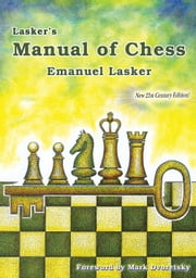 Lasker's Manual of Chess ebook by Lasker Emanuel