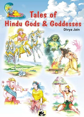 Tales of Hindu Gods & Goddesses ebook by DIVYA JAIN