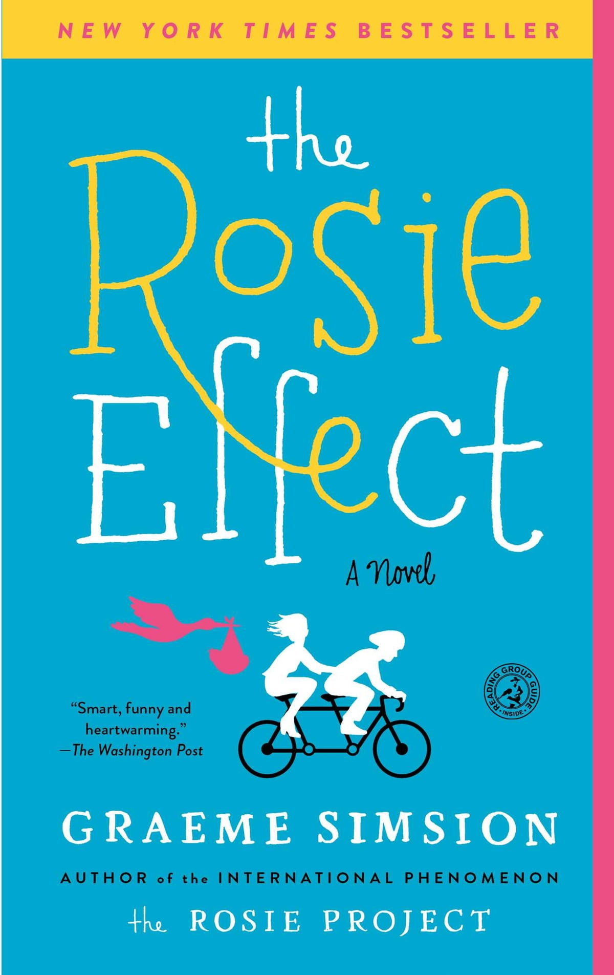 The Rosie Effect  A Novel Ebook By Graeme Simsion