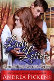 A Lady of Letters (Scandalous Secrets Series, Book 2) ebook by Andrea Pickens