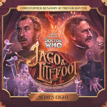 book audio jago litefoot and