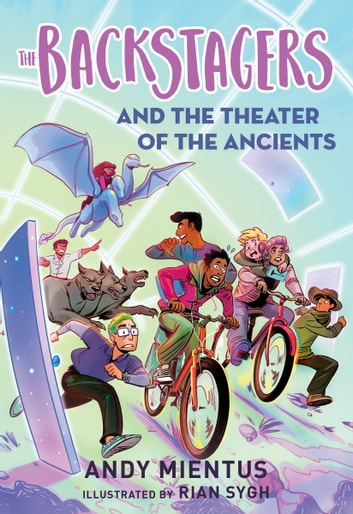 The Backstagers and the Theater of the Ancients (Backstagers #2) ebook by Andy Mientus,No People, Inc.