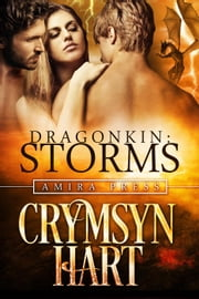 Dragonkin: Storms ebook by Crymsyn Hart