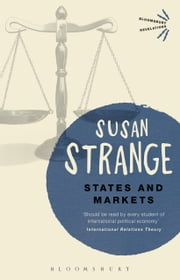 States and Markets ebook by Susan Strange
