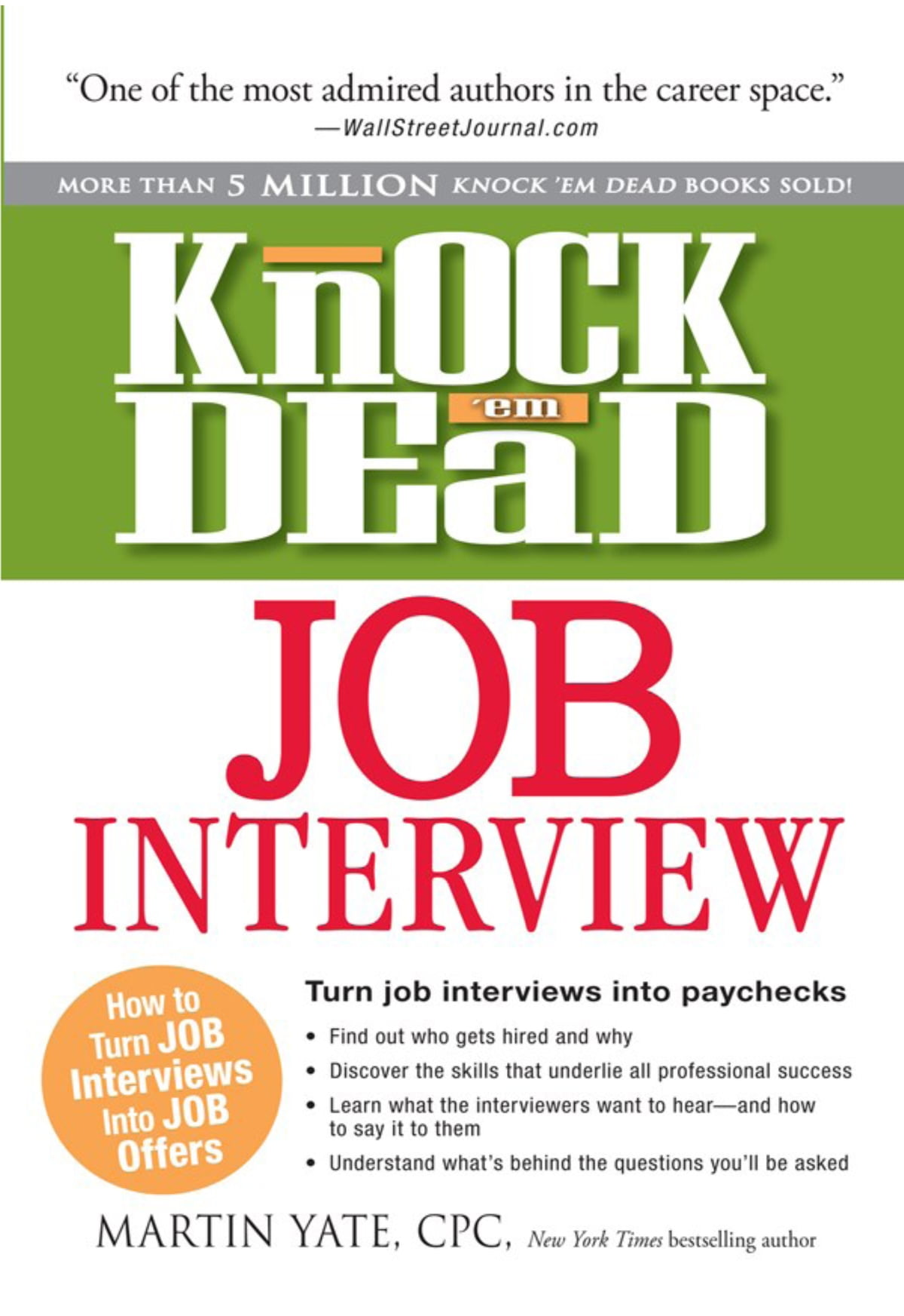photo How to turn an interview into a job