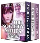 The Society Collection ebook by Danielle Bourdon