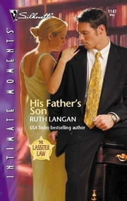 His Father's Son ebook by Ruth Langan