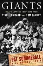 Giants ebook by Pat Summerall,Michael Levin