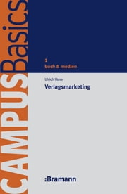 Verlagsmarketing ebook by Ulrich Huse
