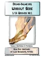 Sechzehntel Grooves Nr.1 - Slow Rock Variationen ebook by Thomas Stan Hemken