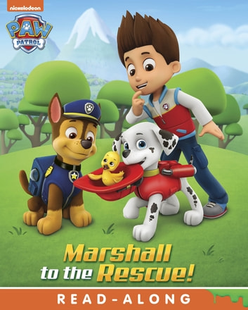 Marshall to the Rescue (PAW Patrol) ebook by Nickelodeon Publishing