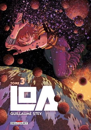 Loa T03 ebook by Guillaume Stey