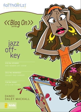 Book Jazz Off-Key by Dandi Daley Mackall