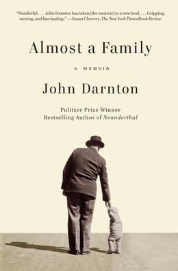 Book Almost a Family by John Darnton