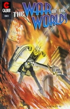 War of the Worlds #3 by Randy Zimmerman