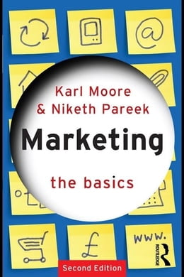 Book Marketing: The Basics (second edition) by Moore, Karl