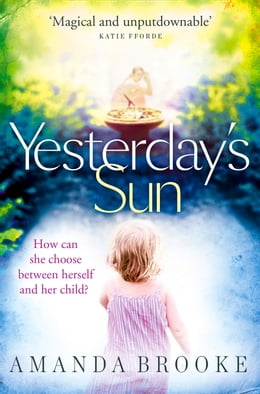 Book Yesterday's Sun by Amanda Brooke