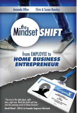 The Mindset Shift: From Employee to Home Business Entrepreneur