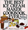 The Best Ice Cream Maker Cookbook Ever photo