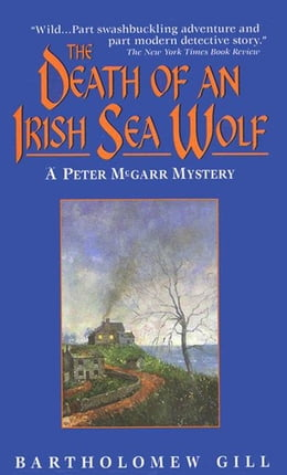 Book The Death of an Irish Sea Wolf by Bartholomew Gill
