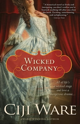 Book Wicked Company by Ciji Ware