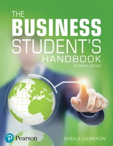 The Business Student's Handbook ePub: Skills for Study and Employment