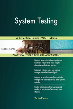System Testing A Complete Guide - 2021 Edition by Gerardus Blokdyk