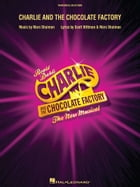 Charlie and the Chocolate Factory Songbook Cover Image