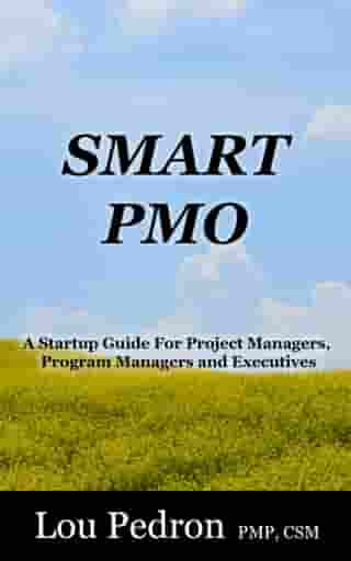 SMART PMO: A Startup Guide for Project Managers, Program Managers and Executives by Lou Pedron