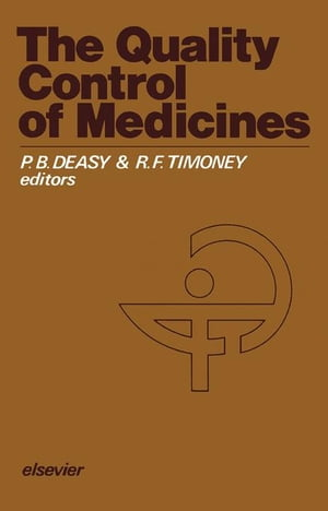 The Quality Control of Medicines: Proceedings of the 35th International Congress of Pharmaceutical Sciences,  Dublin,  1975