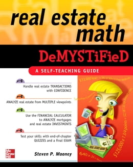 Book Real Estate Math Demystified by Mooney, Steven P.