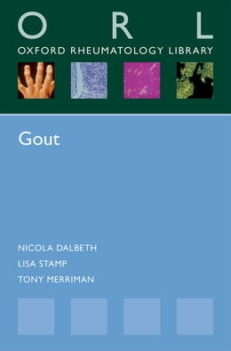 Book Gout by Nicola Dalbeth