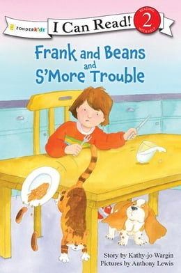 Book Frank and Beans and S'More Trouble by Kathy-jo Wargin