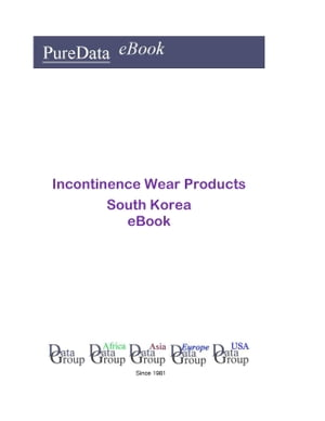 Incontinence Wear Products in South Korea