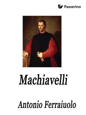 Machiavelli by Antonio Ferraiuolo