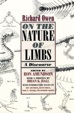 Book On the Nature of Limbs: A Discourse by Richard Owen
