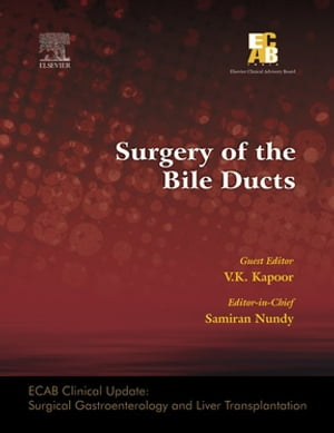 ECAB Surgery of the Bile Ducts