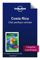 Costa Rica 7 - Côte pacifique centrale by Lonely Planet
