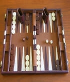 Backgammon For Beginners by Anne Wentworth