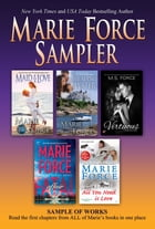 A Sample of Books by Marie Force by Marie Force