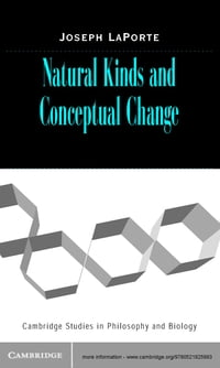 Natural Kinds and Conceptual Change