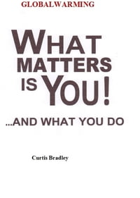 WHAT MATTERS IS YOU...AND WHAT YOU DO