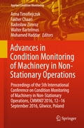 Advances in Condition Monitoring of Machinery in Non-Stationary Operations 8423cb75-4108-4254-b223-15a47ed13d19
