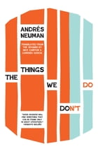 The Things We Don't Do Cover Image