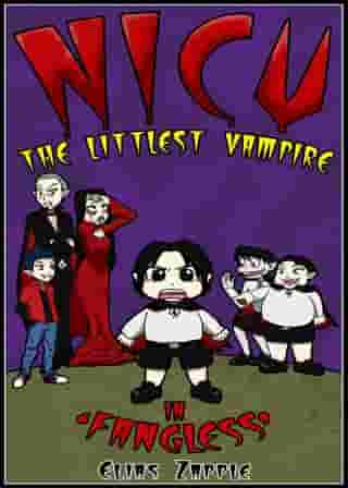Fangless: Nicu - The Littlest Vampire American-English Edition, #1 by Elias Zapple