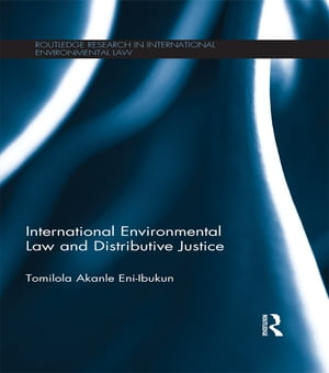 International Environmental Law and Distributive Justice The Equitable Distribution of CDM Projects under the Kyoto Protocol